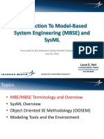 Mbse Overview Incose 30 July 2015