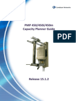 PMP450 Capacity Planner Guide R15.1.2