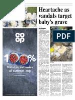 Baby Grave Print