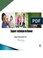 Rapport de Maintenance_Huawei_Mai 2017