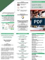 Scuola Formazione Socio-politica Andria Rovigo 2018