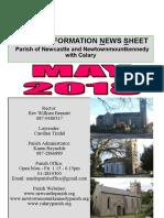 Parish Newsletter (PINS) May 2018