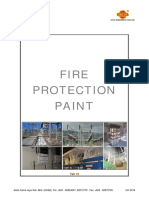 Fire Protection Paint