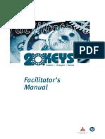 Facilitators Manual 2007
