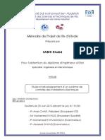 Cegelec Maroc-controle-Etude Et Developpement