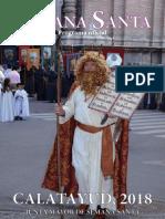 Program a Semana Santa
