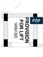 Provision for Lift Plan