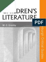 [Matthew Grenby] Children's Literature Instructive Tales