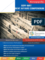 GDPI-WAT Current Affairs Compen