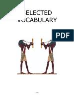09EGYPTIANDEMOTICPRATICALGUIDEVOCABULARY