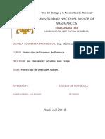 Centrales Solares Luis Enrique