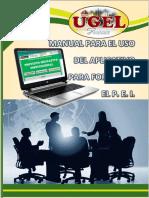 Manual de Uso Del Aplicativo Del Pei