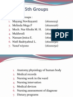 Anatomy physiology of human body