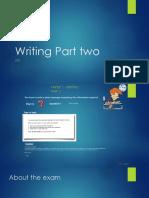 Writing p2