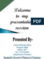 Presentation Final ........
