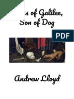 Jesus of Galilee, Son of Dog