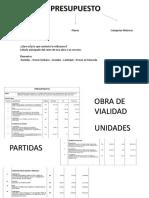 Generalidades de gestion de un proyecto UNEFM Unidad I