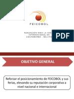 Presentacion Plan de Trabajo 2018 Feicobol