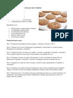recetas de avena
