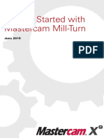 Getting Started With Mill-Turn