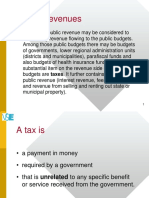 Taxation Revised