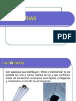 2.1 Luminarias