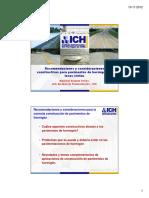 Conferencia Construccion de Pavimentos de Hormigon_Castro_nov2012 [Modo de Compatibilidad]