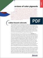 Dispersion of Color Print