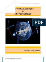 Network Security & Cryptography Book