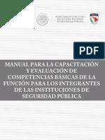Manual Para La Capacitacion y Evaluacion de Competencias Basicas