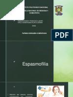 Espasmofilia FIN
