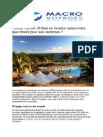 Hôtels, Auberges & Maisons d'hotes.docx