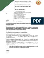 el manejo y la organización de la entidad financiera privada INTERBANK