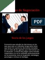 1 Tecnicas de Negociacion