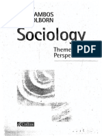 Haralambos and Holborn - Sociology