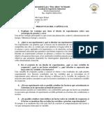 Tarea #1, Preguntas del capítulo 1 (Libro de Humberto Gutiérrez).docx
