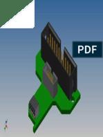 Scheda PROGRAMMER Connetttore Verticale 1