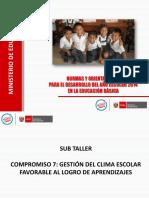 9_Cartilla_normas y Orientaciones Para El Desarrollo Escolar 2015
