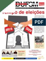 Jornal da SEDUFSM Abril de 2018