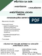 Anestesicos Locais 2017 1