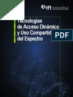 Tecnologiasdeaccesodinamicoyusocompartidodelespectro_0