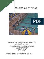Apostila Arbitragem Natacao 2009 2013