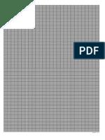 1mm A3 Graph Paper