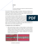Informe de Taquile