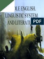 Diacronía y Tipología del lenguaje