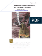 Prolegomenos en Torno a La Realidad Social Politica y Economica de Mexico LIBROSVIRTUAL (1)