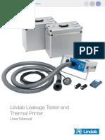 Lindab Manual Leakage Tester