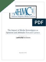 12 Barreto Et Al, Estereotipos y Latinos en EEUU, 2012