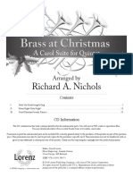 Brass a Christmas