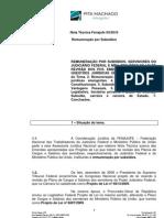Remuneracao Por Subsidio - considerações jurídicas - Pedro Pita